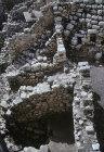 Canaanite houses, excavations, City of David, Jerusalem, Israel