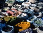 Israel, Beersheva Market, spices
