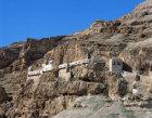 Israel Jericho Monastery of Temptation