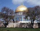Israel, Jerusalem, the Dome of the Rock