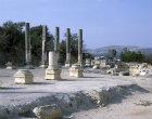 Roman basilica, Sebaste, SamarIa, Israel