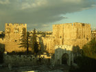 Israel, Jerusalem, the Citadel, the north west tower and David
