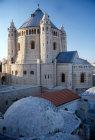 Israel, Jerusalem,  Dormition Abbey on Mount Zion