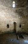 Israel, Jerusalem, interior od the Dome of Ascension,  Mount of Olives