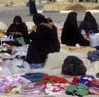 Bedouin women at Bedouin Market, Beersheva, Israel