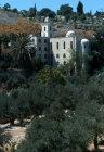 Israel, Jerusalem, Greek Orthodox Monastery of St Stephen in the Kidron Valley