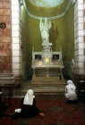 Israel, Jerusalem, the Basilica of St Stephen interior