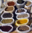Spice stall, Beersheva market, Beersheva, Israel