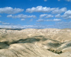 Israel, the Judean Hills and Oasis west of Jericho