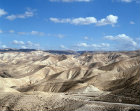 Israel, the Judean Foothills and the Hills of Moab