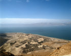 Israel, Judean Foothills, the Dead Sea and Hills of Moab
