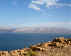 Israel, the Dead Sea and Hills of Moab