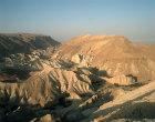 Israel, Wadi Zohar, in Judean hills between Arad and the Dead Sea