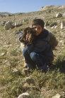 Israel, Arab boy and sheep