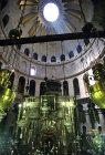 Israel, Jerusalem, Sunday, Roman Catholic  Mass in the Holy Sepulchre Church