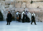 Israel, Jerusalem, Jews at the Western Wall