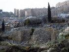 Israel, Jerusalem, excavations of David