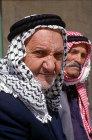 Israel, Jerusalem, Temple Mount, Palestinian men