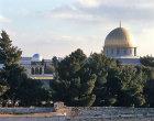 Israel, Jerusalem, the Dome of the Rock and Al Aqsa Mosque