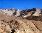 Israel, the Judean Hills between Jerusalem and Jericho