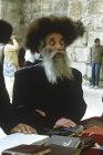 Hasidic Jew, Jerusalem, Israel