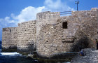 Crusader castle, Acre, Israel