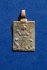 Byzantine pendant Daniel in the Lion Den