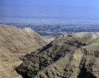 Jericho, aerial, Israel