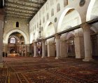 Israel, Jerusalem, the El Aksa Mosque, originally built in the 8th century and reconstructed in the 11th century