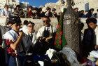 Israel Jerusalem the Western Wall a Sephardic Torah