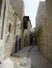 Israel, Jerusalem, a street in the newly built Jewish Quarter