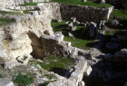 Israel, Jerusalem, Pool of Bethesda, St Annes Church