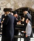 Hasidic Jews, Jerusalem, Israel