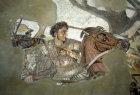 Italy, Naples National Museum Alexander Mosaic  photo by David Silverman