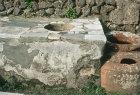 Storage pots and wine cooler, Pompeii, Italy