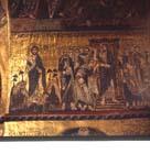 Doubting Thomas, 15th century mosaic, St Marks Basilica, Venice, Italy