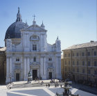 Loreto, Basilica enclosing Holy House of Mary, Marche, Italy