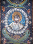 Italy Ravenna San Vitale St Bartholomew 6th century Byzantine mosaic
