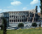 Colosseum, built 70-80 AD, Rome, Italy