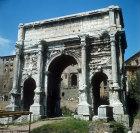 Arch of Septimius Severus, 203 AD, Roman Forum, Rome, Italy