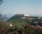 Abbey of Monte Cassino, Cassino, Italy