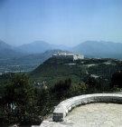 Abbey of Montecassino, Cassino, Italy