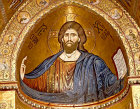 Christ Pantocrator, Monreale Cathedral, Palermo, Sicily