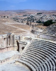 North theatre, first or second century, Roman period, Jerash, Jordon