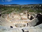 North theatre, first or second century, Roman period, Jerash, Jordan