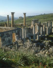 Churches of Saints Cosmas and Damian, and St George, sixth century, Jerash, Jordan