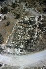 Roman baths, Umm Qais (Gadara), Hellenistic-Roman city, Jordan
