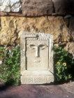 Idol of Al-uzza-Isis, from Temple of Winged Lions, Petra, Jordan
