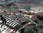 Theatre, Wadi Sabra, Petra. Jordan