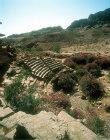 Theatre, Wadi Sabra, Petra, Jordan